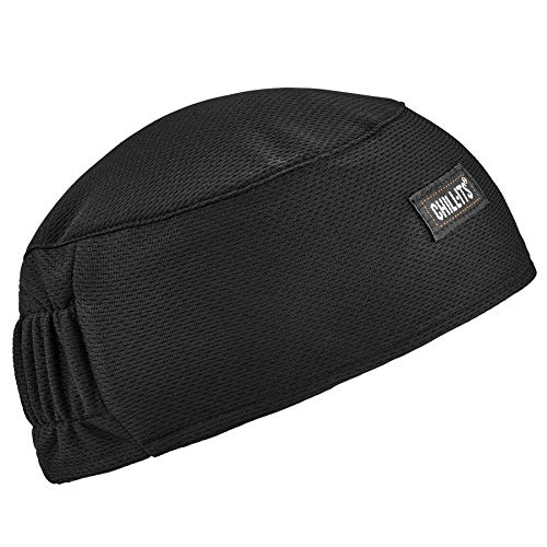Ergodyne Chill-Its 6630 Skull Cap, Absorptive, Moisture-Wicking, - Its Moisture