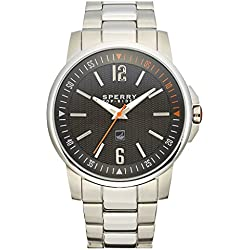 Sperry Seasider Analog Grey Dial Men's Watch SP 103305