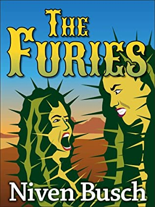book cover of The Furies