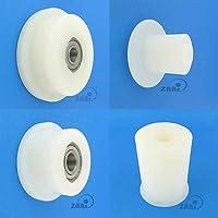 ZAB de S plástico rollo con brida poliamida