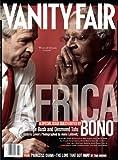 Vanity Fair July 2007 Africa Issue, Bush/Tutu Cover