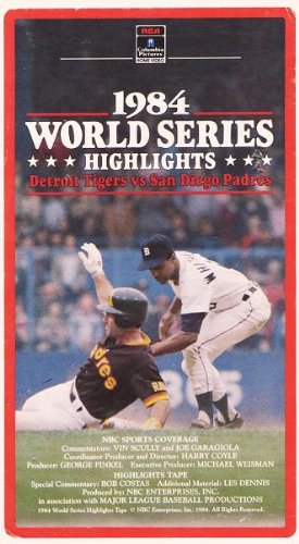 1984 World Series Highlights - Detroit Tigers vs. San Diego Padres