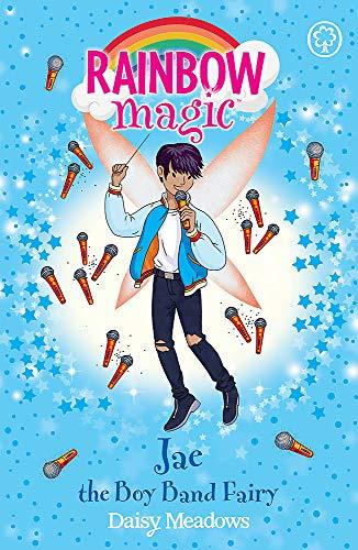 Jae the Boy Band Fairy (Rainbow Magic)