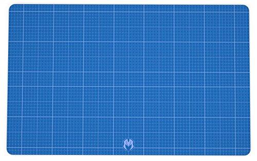 Makermat 'Hollywood Blueprint' 31.4'x19.7'x0.2' | Desk Mat & Professional Mouse Pad
