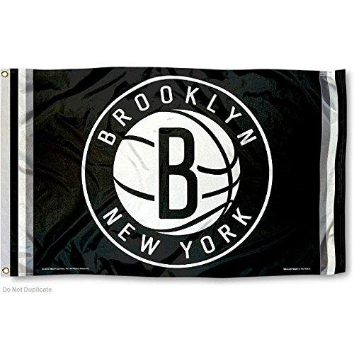 NBA New Jersey Nets Flag 3x5 Banner