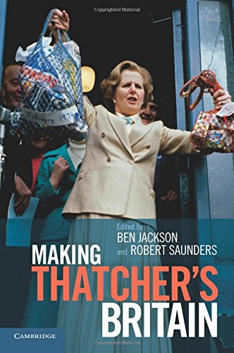 Making Thatchers Britain ebook