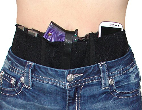 Hidden Heat Lace II-Ladies Lace Waistband Concealed Carry Gun Holster