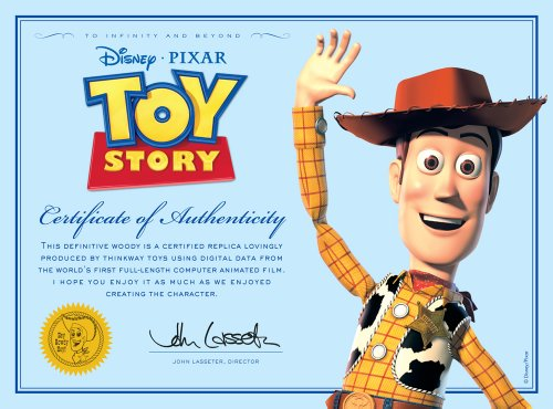 8eb119a7af81a Amazon.com  Toy Story Collection Talking Sheriff Woody  Toys   Games