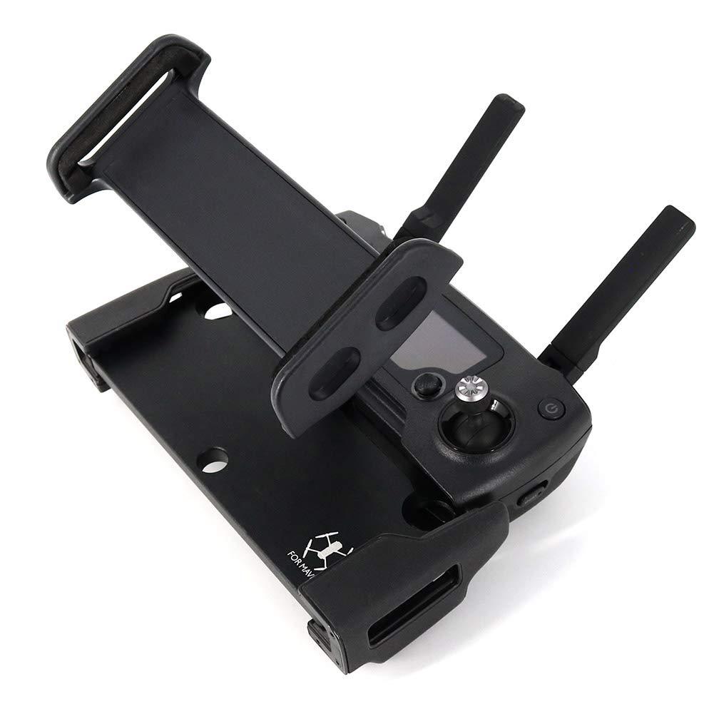 Beyondsky Upgrated Mavic Pro Mount Tablet Holder Bracket Aluminum-Alloy, Foldable Rotating Flexible, with Lanyard Belt for DJI Mavic 2 Zoom/2 Pro/DJI Mavic pro/Platinum/Air/DJI Spark Drone