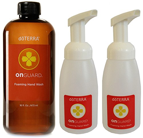 doTERRA - On Guard Foaming Hand Wash - (16 oz) with 2 - Ergo Pump