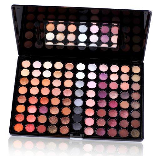 SHANY palette de fard à paupières de Natural Fusion (88 palette de couleurs de fard à paupières, Palette Nude), 2,15 once