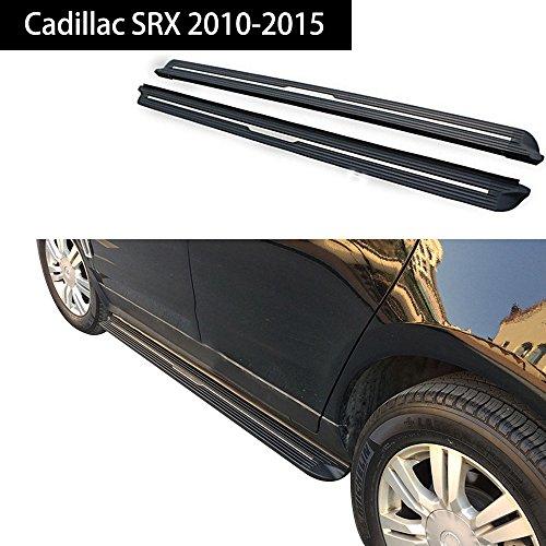 cadillac srx running board - 3