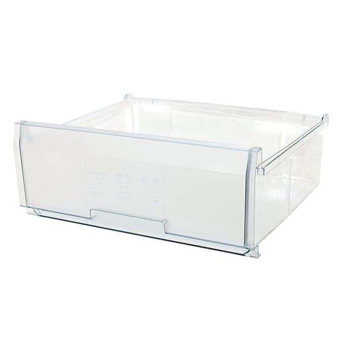 De plástico transparente del congelador de BOSCH del cajón 356383 ...