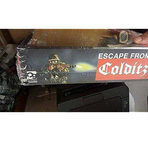 Escape from Colditz (Osprey Games): Degas, Brian, Reid, Pat, Dennis, Peter: Amazon.es: Juguetes y juegos