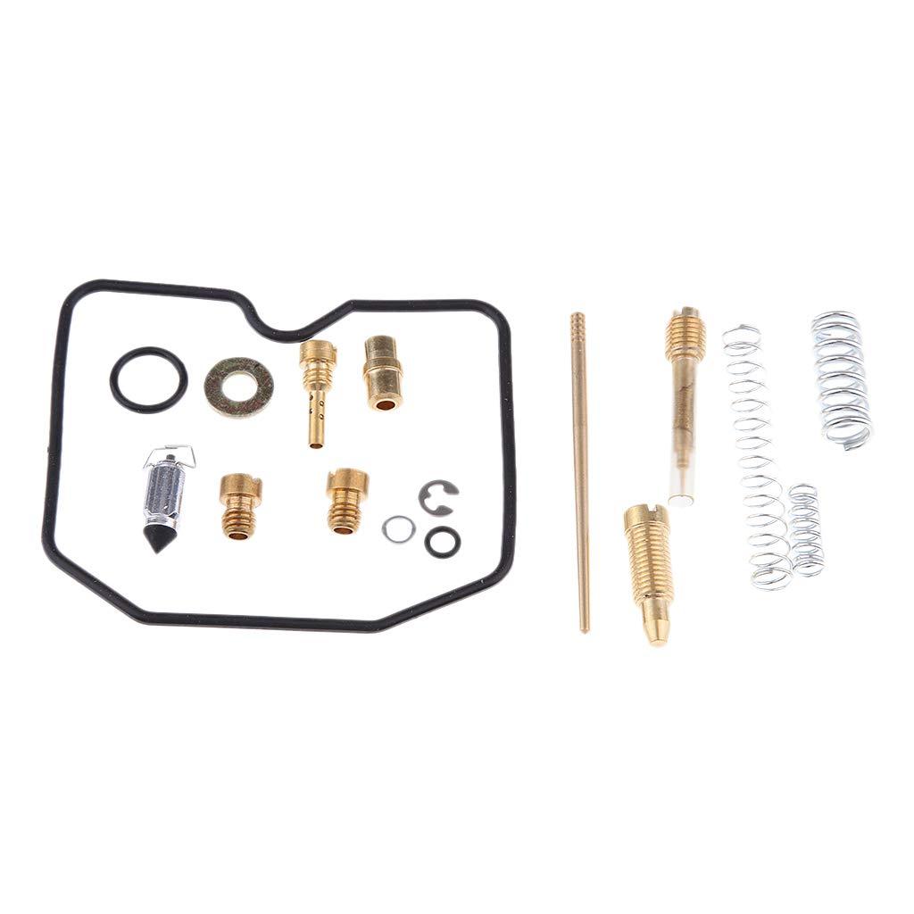 Carburetor Carb Rebuild Kit Repair for Suzuki Eiger LTF400 LTF400F 2003-2007