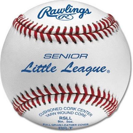 Rawlings Senior Little League Baseballs RSLL - (One Dozen)