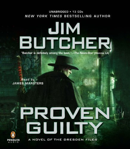 jim butcher cd - 7