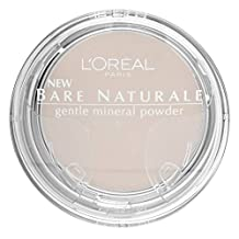 L'Oreal Bare Naturale Gentle Mineral Powder 408 Soft Ivory