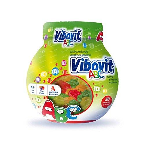 Vibovit Abc gominolas para niños de 4 a 12 años: Amazon.es: Salud y cuidado personal