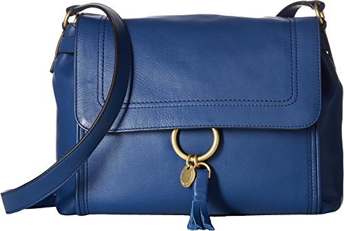 Cole Haan Purse - Cole Haan Women's Fantine Shoulder Bag Navy Peony One Size