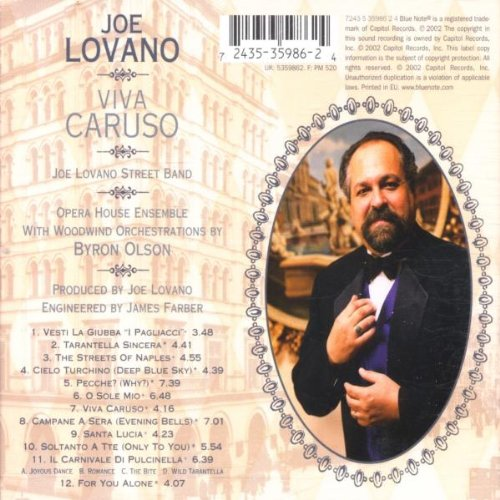 Viva Caruso by Blue Note Records