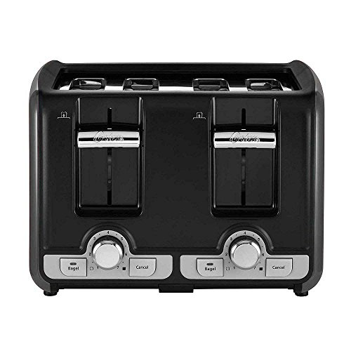 034264466463 - Oster 4-Slice Toaster w/ Extra Wide Slots Bagel & Toast Lift, Gray | TSSTTRWA4G carousel main 2