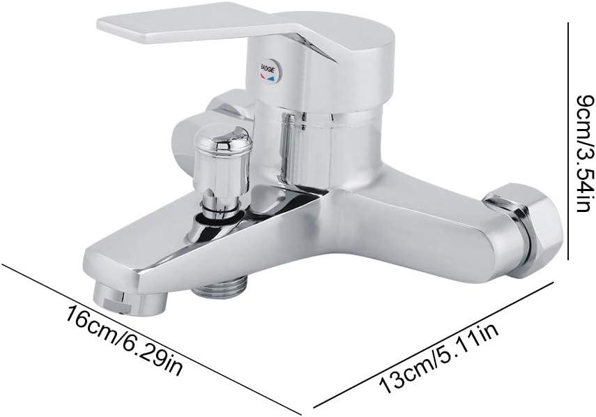 Mitigeur de baignoire pour robinet de douche Accessoires de salle de bain Facile /à installer
