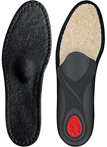 Pedag Viva Summer Black-Viva Sneaker Warm Weather Orthotic with Semi Rigid Arch, Met and Heel Pad, Black, W9/M6/EU 39