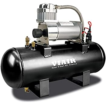 VIAIR 150 PSI High-Flow Air Source Kit