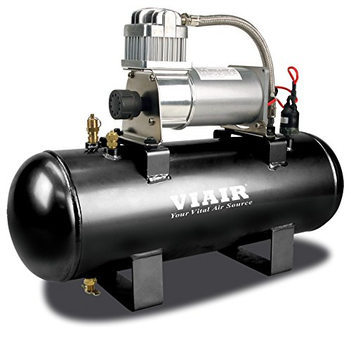 Viair Compressor - VIAIR 150 PSI High-Flow Air Source Kit