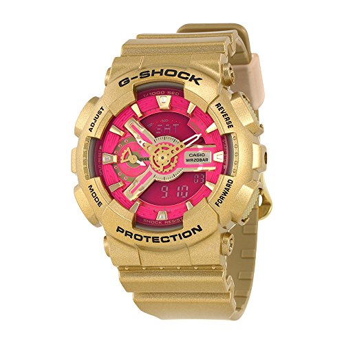 Casio G Shock Collection Quartz GMAS110GD 4A1