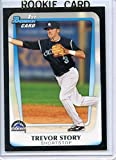 2011 Bowman Draft Prospects #BDPP84 TREVOR STORY Colorado Rockies RC Rookie Card - Mint Condition Ships in a New Holder