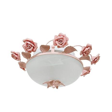 HBA lámpara de cristal lámpara de Techo/pastoral lámpara de ...