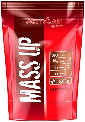 Mass Up 5000 g Fresa