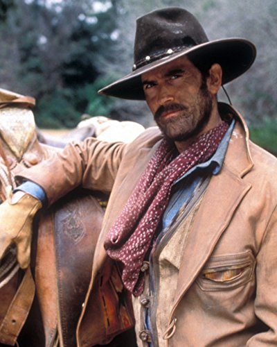 bruce-campbell-in-adventures-of-brisco-counry-jr-by-horse-16x20-canvas-giclee