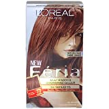 Feria Multi-Faceted Shimmering Color 3X Highlights # 77 Bright Auburn, Warmer By L'Oreal