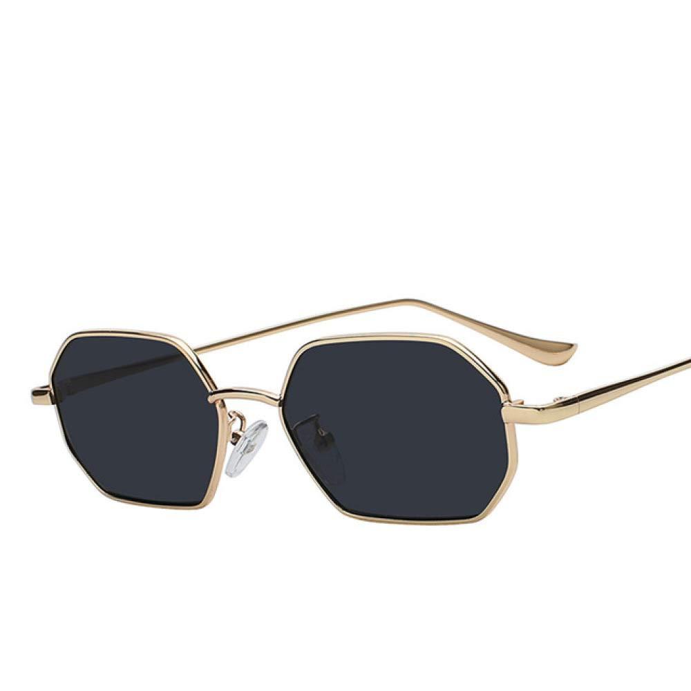Yangjing-hl Gafas de Sol Diseñador de la Marca Montura ...