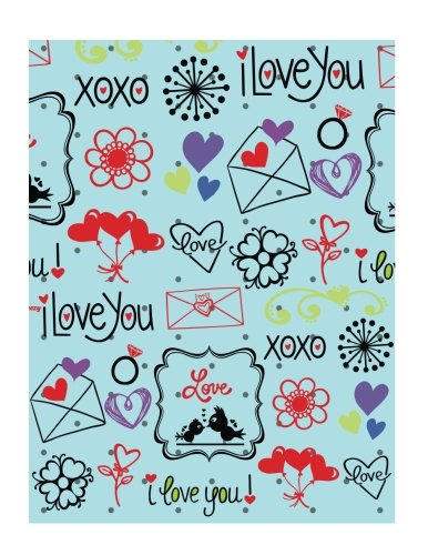 """I Love You XOXO: Cute Sketchbook Notebook Volume 7 (blank paper sketchbook) LOWEST PRICE AND HIGH QUALITY !!! - 120 pages of 8.5"""" x 11"""" White Paper ; ... Drawing Paper Large, Sketch Pad for Drawing pdf epub"""