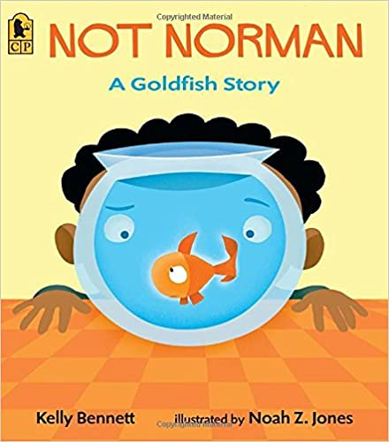 Not Norman A Goldfish Story