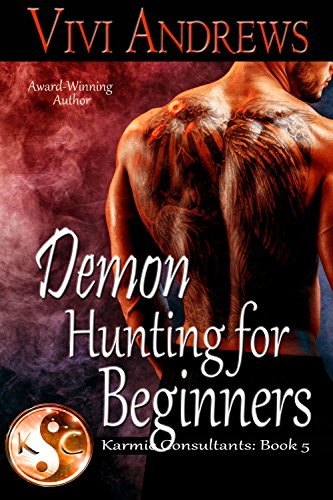 Demon Hunting for Beginners (Karmic Consultants Book 5)