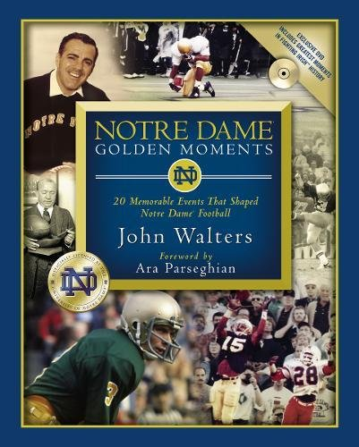 Read Online Notre Dame Golden Moments -OSI pdf epub