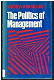 The Politics of Management, Andrew Kakabadse, 0893971820