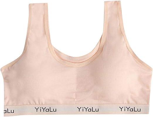 Mini Underwear Tops Blouse Sleeveless Tank Kids Girls Vest Undies Underclothes