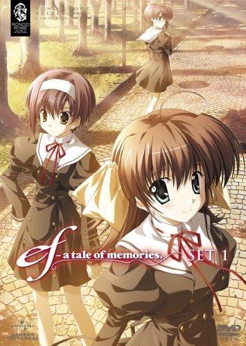 (Ef-A Tale Of Memories. - DVD Set 1 (3DVDS) [Japan DVD] GNBA-5151)