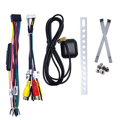 FEELDO 7inch 1DIN In-dash Manumotive Ultra Slim WinCE Car Bluetooth Radio USB 1080P MP5 Super Player by FEELDO (Image #7)
