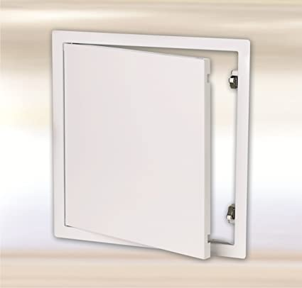 Beau 8x8 Inch Metal Access Door With Touch Latch For Walls And Ceilings, B Series