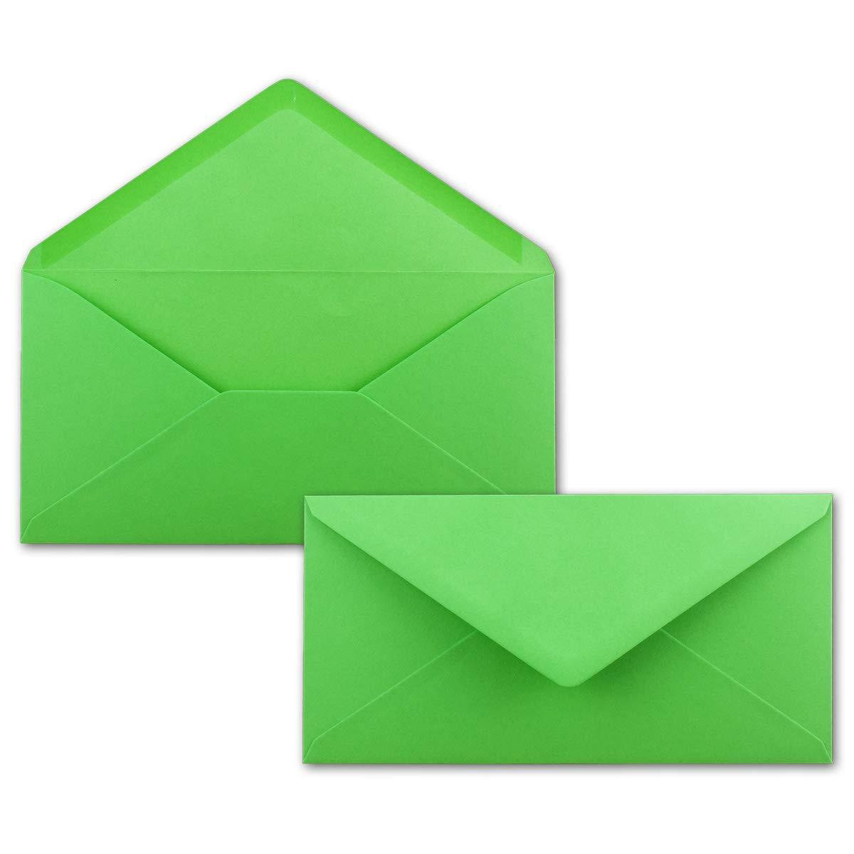 250 Brief-Umschläge Brief-Umschläge Brief-Umschläge Bronze Metallic DIN Lang - 110 x 220 mm (11 x 22 cm) - Nassklebung ohne Fenster - Ideal für Einladungs-Karten - Serie FarbenFroh® B077K6M4JN | Exquisite (in) Verarbeitung  755edf