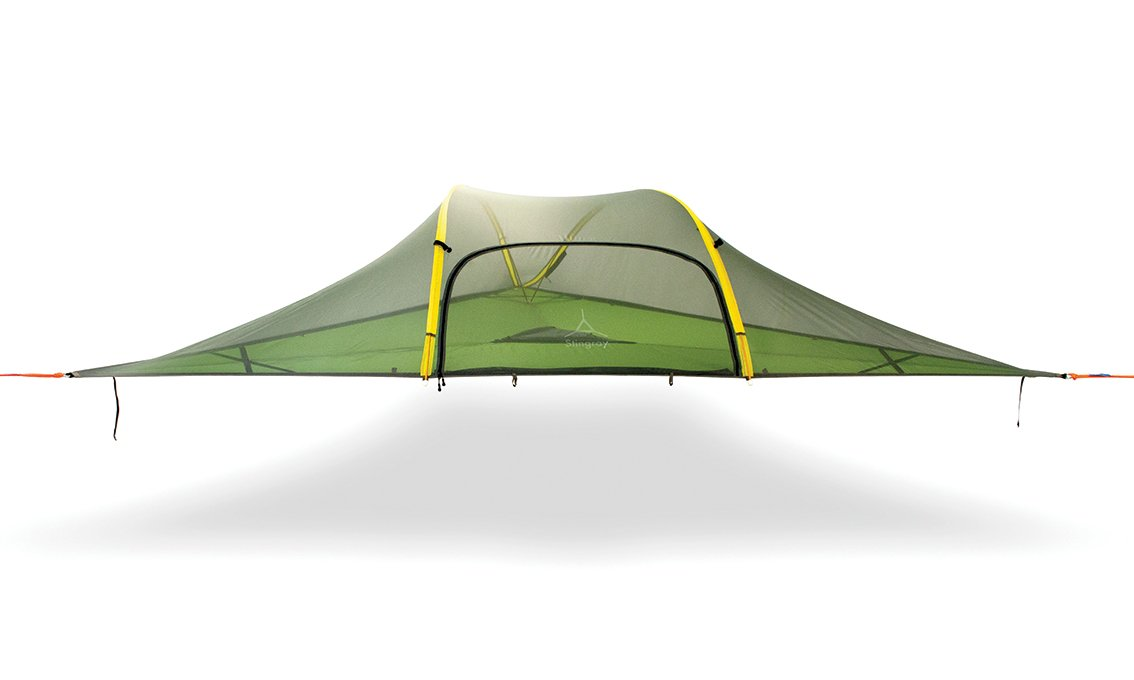 7b1c11318 Tentsile Stingray 3-Person All-Season Suspended Camping Tree House Tent