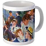 CafePress - Renoir - Boating Party - Unique Coffee Mug, Coffee Cup