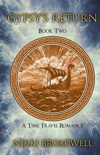 Gypsy's Return: A Time Travel Romance (Gypsy series)